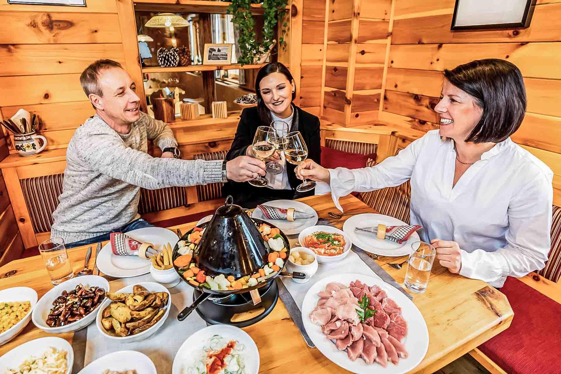 Grebenzenhaus Restaurant Murau